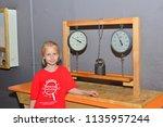 children on vacation children's ... | Shutterstock . vector #1135957244