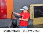 children on vacation children's ... | Shutterstock . vector #1135957250