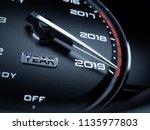 2019 Year Car Speedometer...