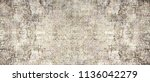 old grunge paper background.... | Shutterstock . vector #1136042279