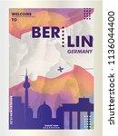Modern Germany Berlin Skyline...