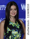 BEVERLY HILLS - SEP 21:  Ariel Winter at the 'Variety and Women in Film Pre-Emmy Event' at Scarpetta on September 21, 2012 in Beverly Hills, California - stock photo