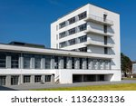 dessau  germany   march 30 ... | Shutterstock . vector #1136233136