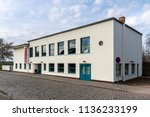 dessau  germany   march 30 ... | Shutterstock . vector #1136233199