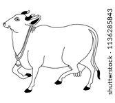 isolated vector illustration of ...   Shutterstock .eps vector #1136285843