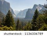 Tunnel View In Yosemite...