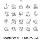 steak well crafted pixel...   Shutterstock .eps vector #1136397068