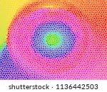 abstract background   modern...   Shutterstock . vector #1136442503
