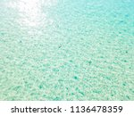 an aerial view of of the beach... | Shutterstock . vector #1136478359