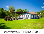 usa. florida. miami beach. july ...   Shutterstock . vector #1136502350