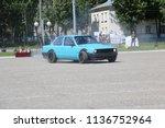 yoshkar ola  russia  june 17 ... | Shutterstock . vector #1136752964