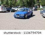 yoshkar ola  russia  june 17 ... | Shutterstock . vector #1136754704