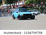 yoshkar ola  russia  june 17 ... | Shutterstock . vector #1136754758