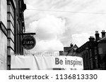 salisbury  wiltshire  england   ... | Shutterstock . vector #1136813330