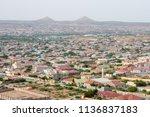 hargeisa somaliland city views  ... | Shutterstock . vector #1136837183