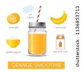 An Orange Smoothie Recipe ...