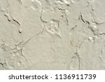 abstract weathered texture... | Shutterstock . vector #1136911739