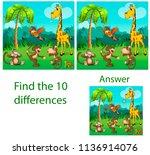 illustration of children. the... | Shutterstock .eps vector #1136914076