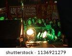 congreso  buenos aires ... | Shutterstock . vector #1136921279