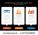 business infographic template... | Shutterstock .eps vector #1137024800