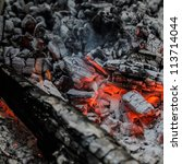 embers | Shutterstock . vector #113714044