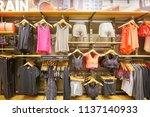 saint petersburg  russia  ... | Shutterstock . vector #1137140933