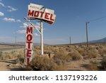 Abandoned Generic Rustic Motel...