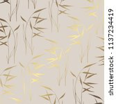 vector decorative design with...   Shutterstock .eps vector #1137234419