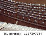 piano  musical instrument | Shutterstock . vector #1137297359