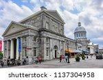 montreal  canada   august 13 ... | Shutterstock . vector #1137304958