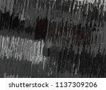 contemporary art. hand made art.... | Shutterstock . vector #1137309206
