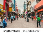 san jos   costa rica    july 13 ... | Shutterstock . vector #1137331649