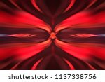 closeup of colorful background  ... | Shutterstock . vector #1137338756