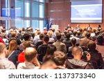 business and entrepreneurship... | Shutterstock . vector #1137373340