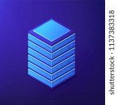isometric big data tools to...   Shutterstock .eps vector #1137383318