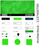 light green vector material...