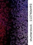 dark pink  blue vertical... | Shutterstock . vector #1137406493