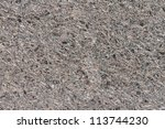 close up of polished granite. | Shutterstock . vector #113744230