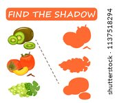 find the right shade of fruit.... | Shutterstock .eps vector #1137518294