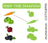 find the right shade of... | Shutterstock .eps vector #1137518990