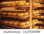 Traditional Cheese Factory At...