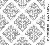 classic seamless vector pattern....   Shutterstock .eps vector #1137543920