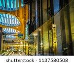 barajas  madrid  spain  07 19... | Shutterstock . vector #1137580508