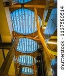 barajas  madrid  spain  07 19... | Shutterstock . vector #1137580514