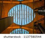 barajas  madrid  spain  07 19... | Shutterstock . vector #1137580544