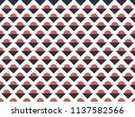 modern geometric patterns | Shutterstock .eps vector #1137582566