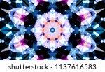 geometric design  mosaic of a...   Shutterstock .eps vector #1137616583