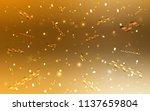 light orange vector layout with ...   Shutterstock .eps vector #1137659804