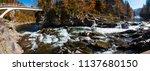 yaremche  ukraine   october 17  ...   Shutterstock . vector #1137680150