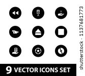 multimedia icon. collection of...   Shutterstock .eps vector #1137681773